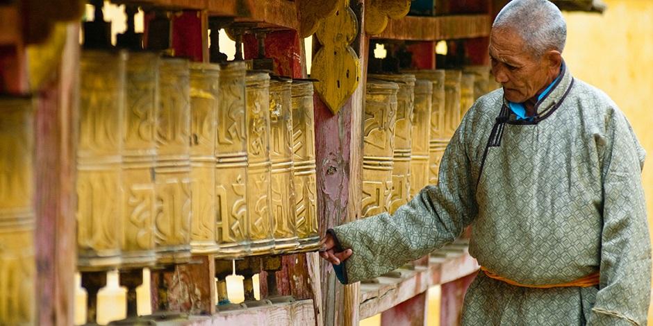 Temple Ulan Bator