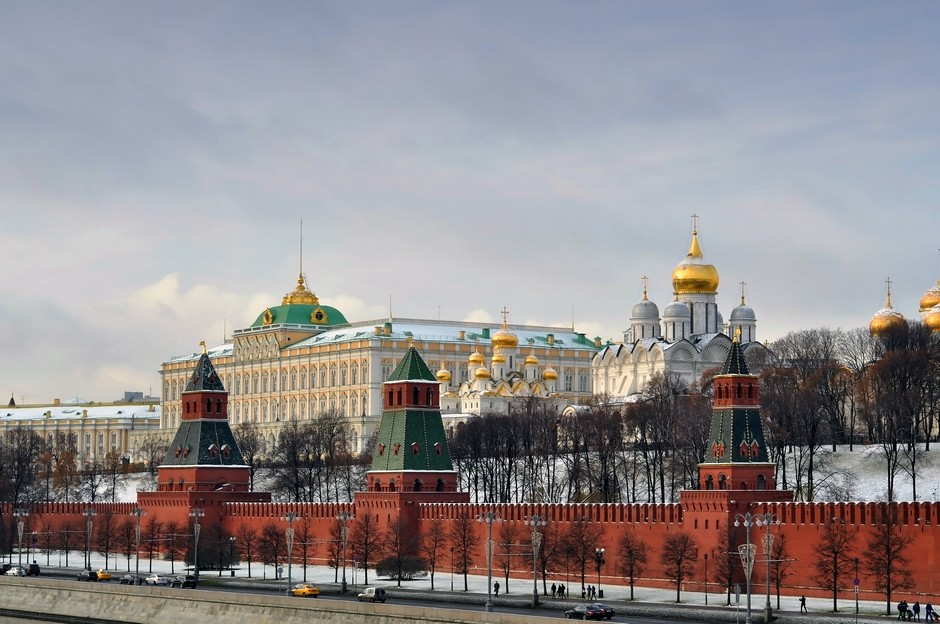 Kremlin Hiver