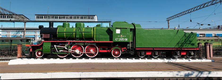 Locomotive ancienne