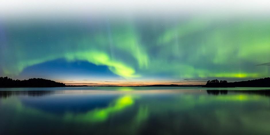 Voyage en train Russie Impériale à la recherche des aurores boréales