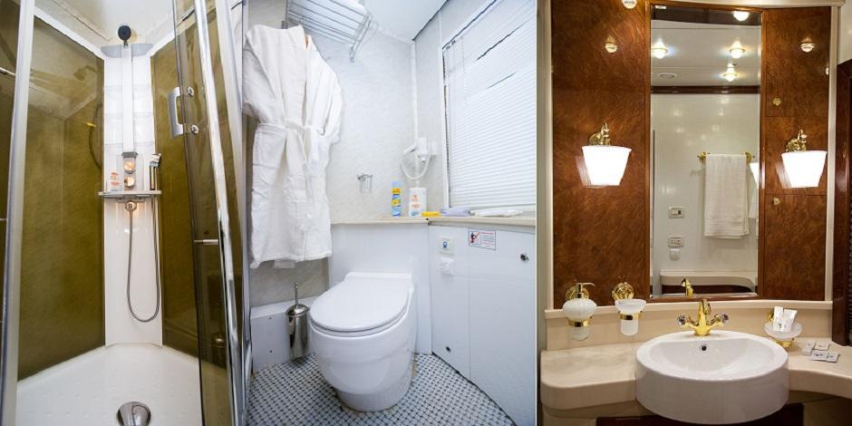 Sa propre salle de bain
