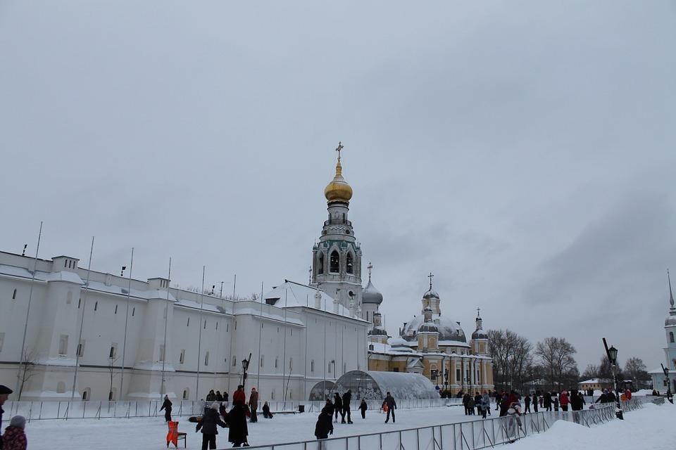 Kremlin de Vologda
