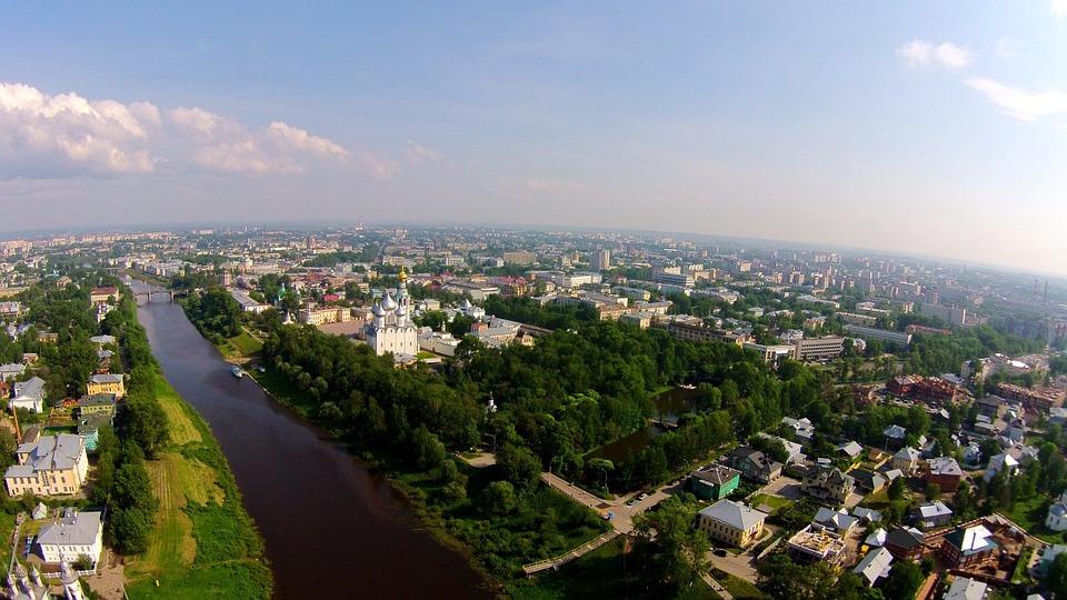 Panorama de Vologda