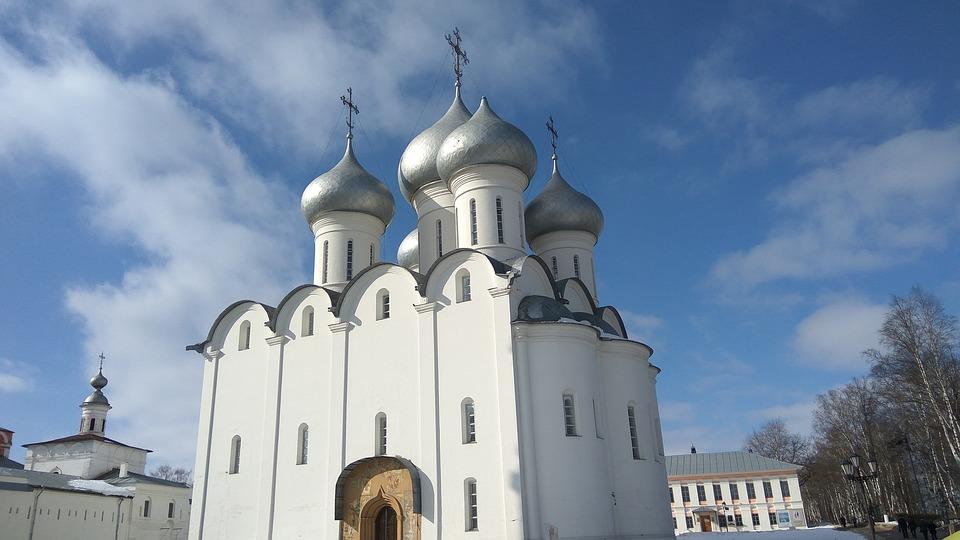 Eglise de Vologda